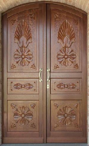 Exterior doors and windows