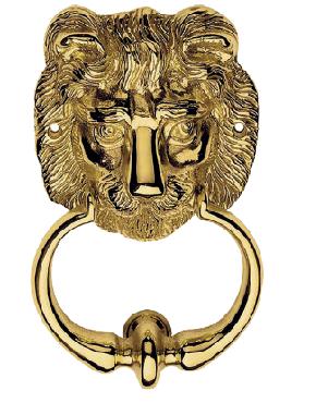 Leone door knocker II